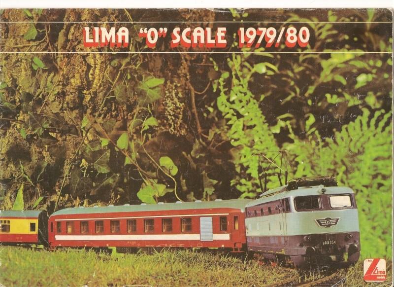 """Le catalogue """"O"""" scale 1979/80 version anglaise 00110"""
