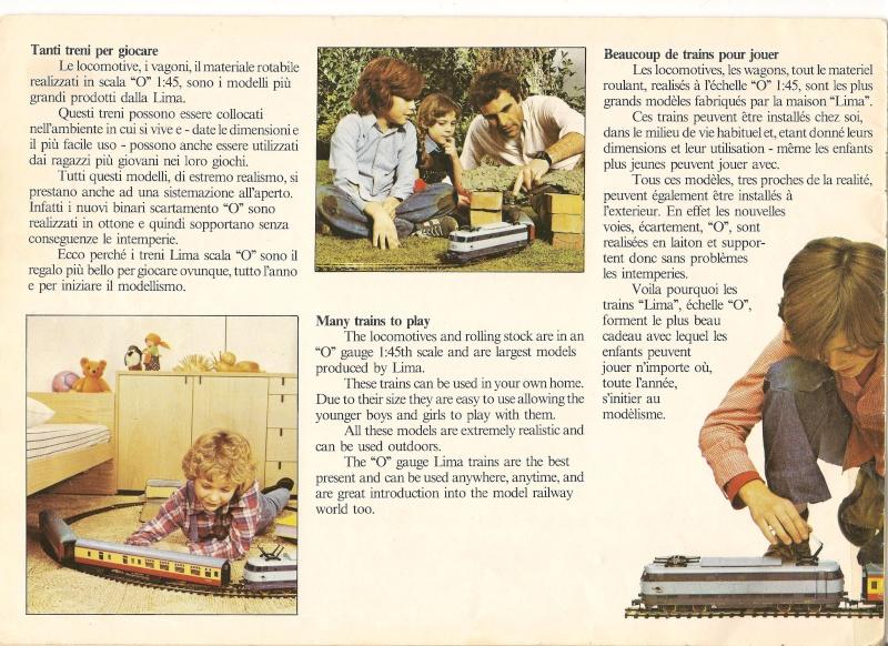 """Le catalogue """"O"""" scale 1979/80 version anglaise 00210"""