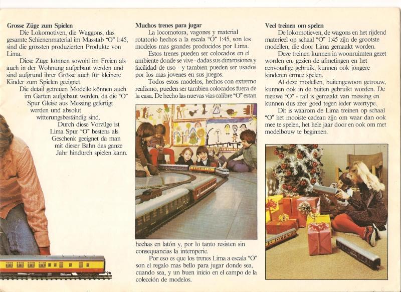 """Le catalogue """"O"""" scale 1979/80 version anglaise 00310"""