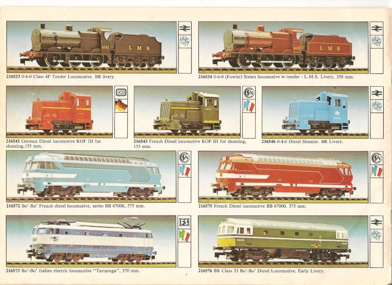 """Le catalogue """"O"""" scale 1979/80 version anglaise 00410"""