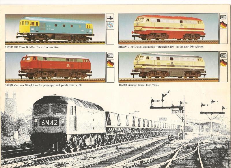 """Le catalogue """"O"""" scale 1979/80 version anglaise 00510"""