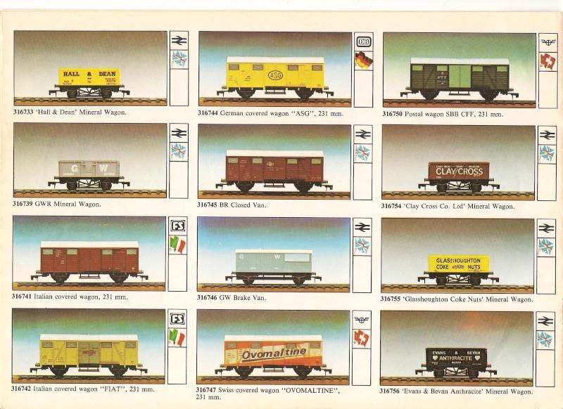 """Le catalogue """"O"""" scale 1979/80 version anglaise 01010"""
