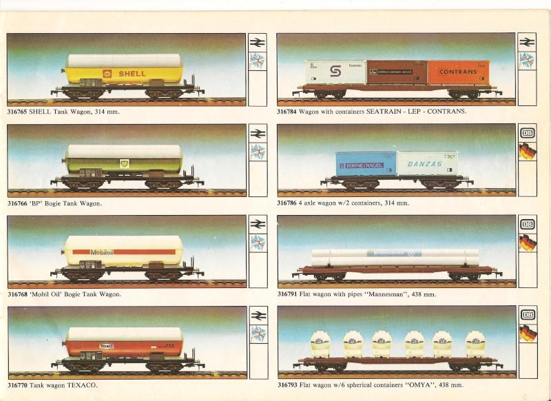"""Le catalogue """"O"""" scale 1979/80 version anglaise 01110"""