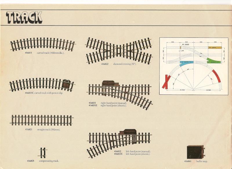 """Le catalogue """"O"""" scale 1979/80 version anglaise 01210"""