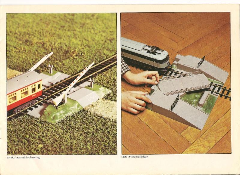"""Le catalogue """"O"""" scale 1979/80 version anglaise 01310"""