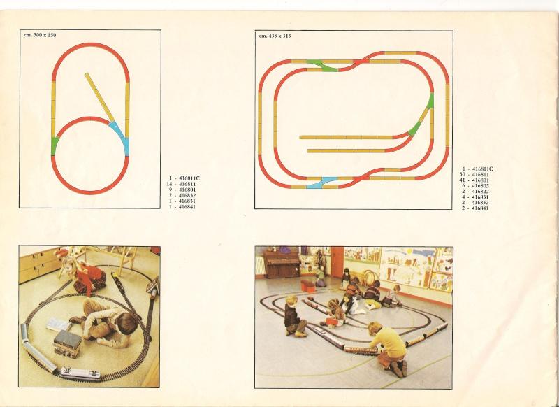 """Le catalogue """"O"""" scale 1979/80 version anglaise 01410"""