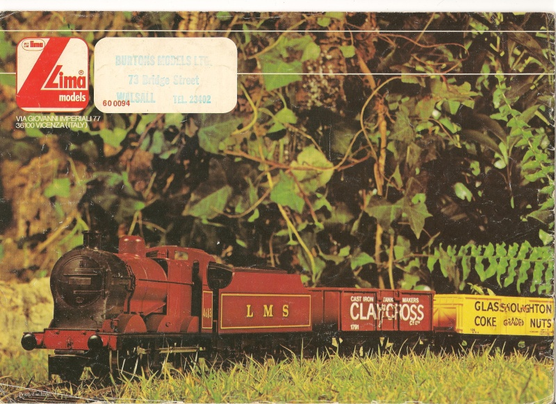 """Le catalogue """"O"""" scale 1979/80 version anglaise 01610"""