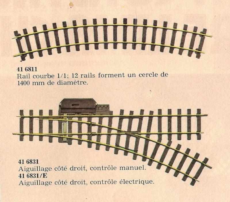 Les différents éléments de voie Lima au 1/45. Rail_110