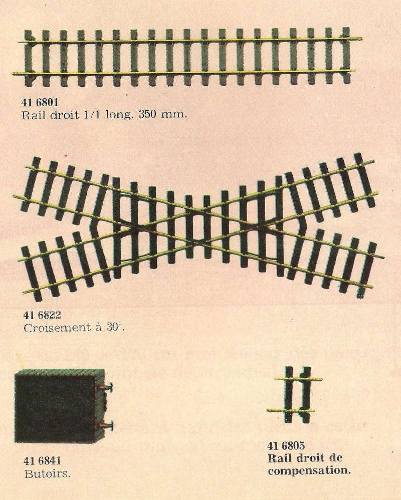Les différents éléments de voie Lima au 1/45. Rail_210