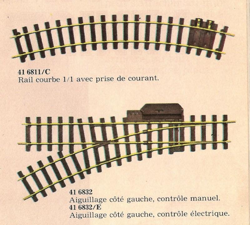 Les différents éléments de voie Lima au 1/45. Rail_310