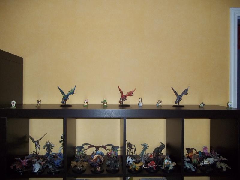 [VDS] ou Echange ou Recherche Figurines MH figure builder et soul styling !!! 100_2116