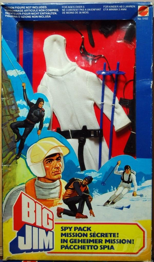 """Sciatore """"spy pack"""" No. 5102 510210"""