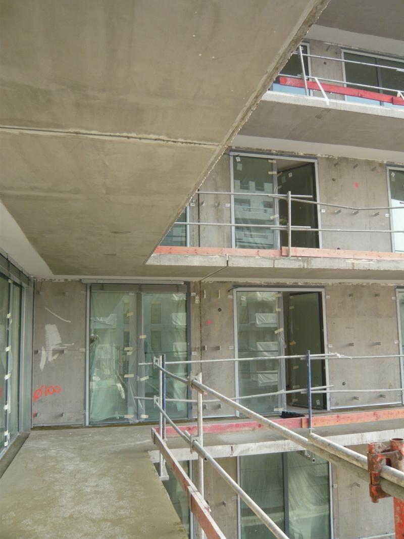 Angle de l'immeuble coté cour 79500914