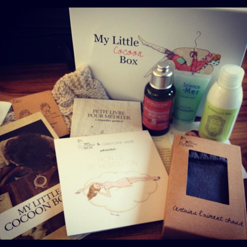 "[Novembre 2012] My Little Box ""Cocoon Box"" Img_0610"