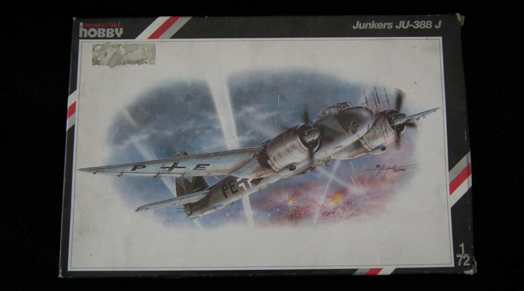 [spécial hobby] Ju 388 J -vo--terminé Dscf0620