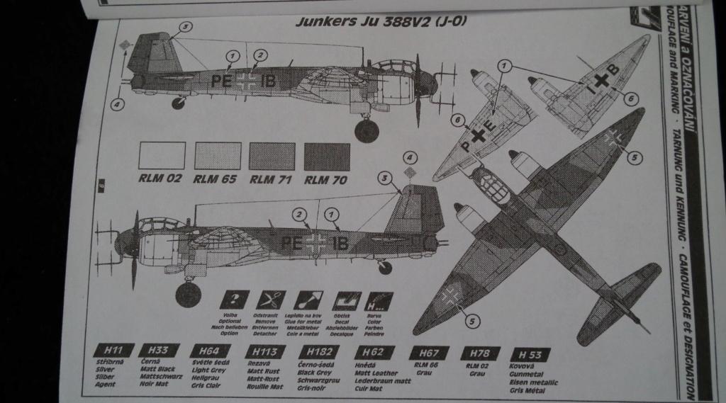[spécial hobby] Ju 388 J -vo--terminé Dscf0625