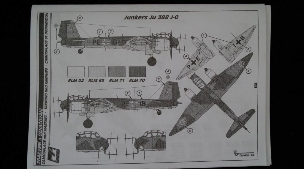 [spécial hobby] Ju 388 J -vo--terminé Dscf0626