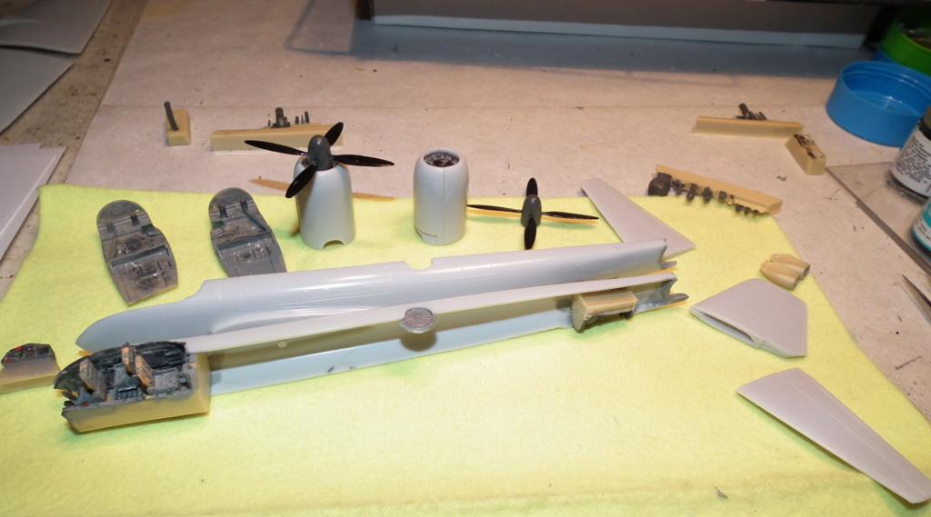 [spécial hobby] Ju 388 J -vo--terminé Dscf0633