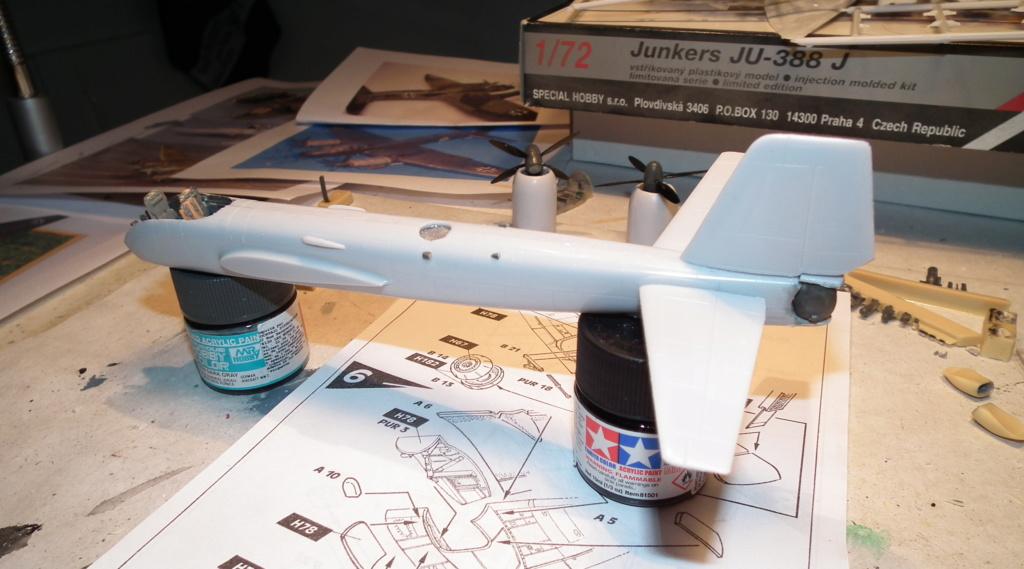 [spécial hobby] Ju 388 J -vo--terminé Dscf0634