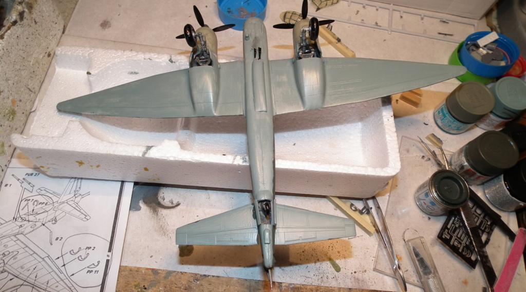 [spécial hobby] Ju 388 J -vo--terminé Dscf0645