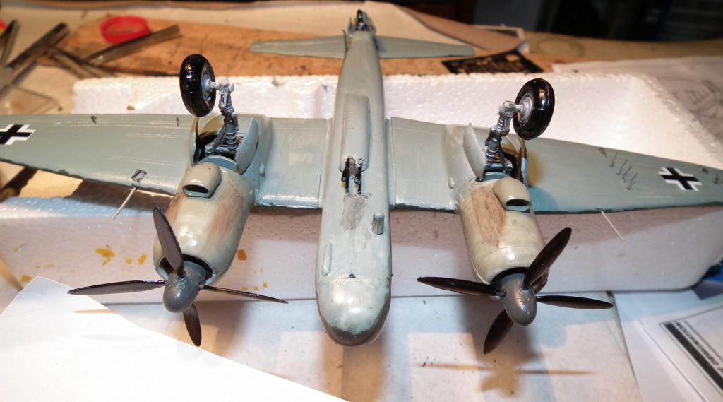 [spécial hobby] Ju 388 J -vo--terminé Dscf0646