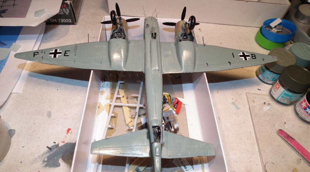 [spécial hobby] Ju 388 J -vo--terminé Dscf0710