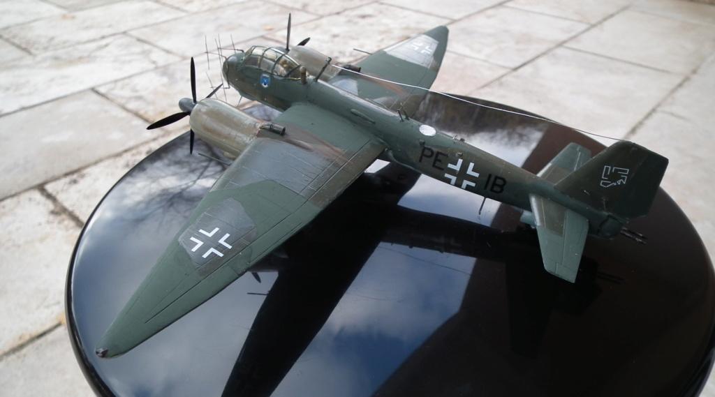[spécial hobby] Ju 388 J -vo--terminé Dscf0711