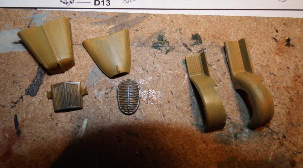 (IBG) Magirus maultier halftrack et flak 38 Dscf2938