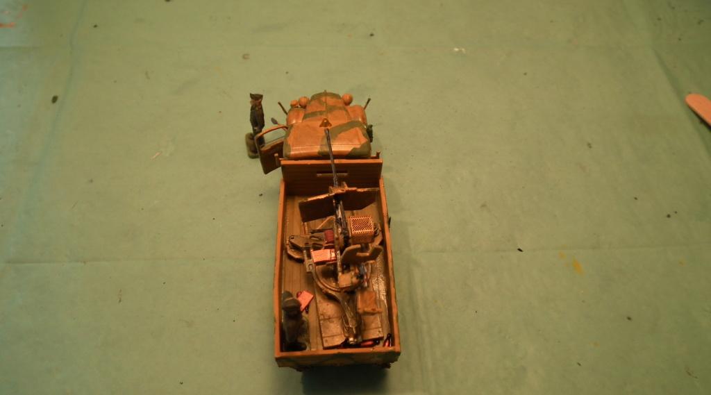 (IBG) Magirus maultier halftrack et flak 38 Dscf2954