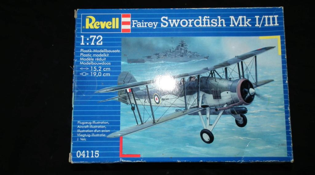 (revell) fairey swordfish MK I - espadon  Dscf3346