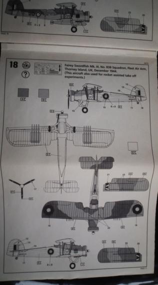 (revell) fairey swordfish MK I - espadon  Dscf3352