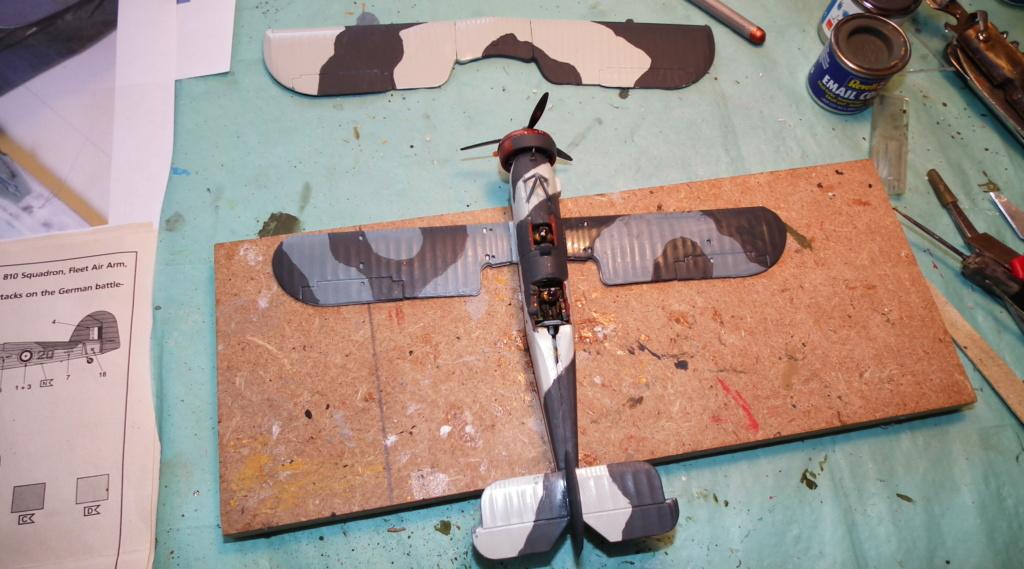 (revell) fairey swordfish MK I - espadon  Dscf3356