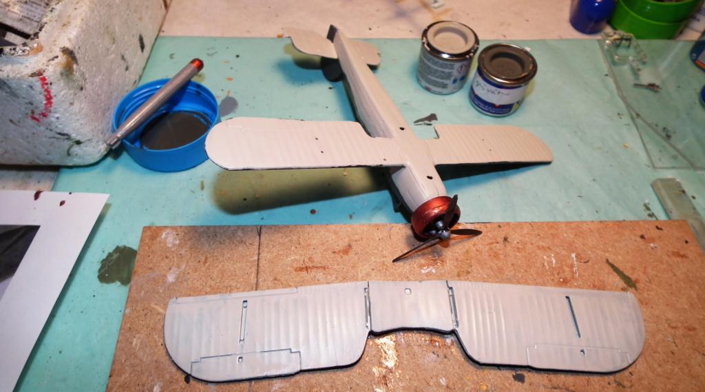 (revell) fairey swordfish MK I - espadon  Dscf3357