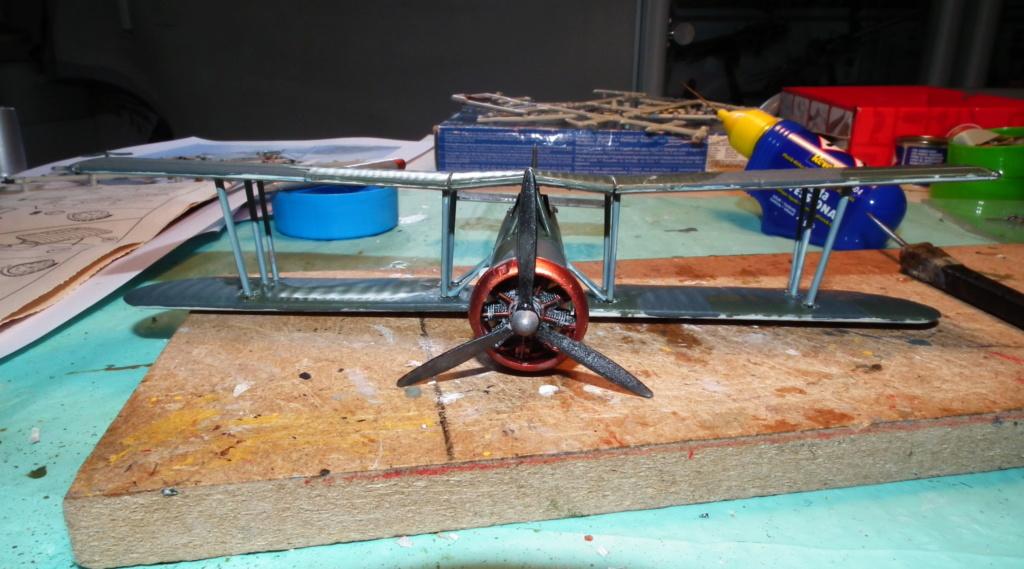 (revell) fairey swordfish MK I - espadon  Dscf3359
