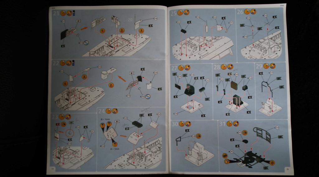 (revell) patrol torpedo boat PT 579/588--terminé Dscf3553