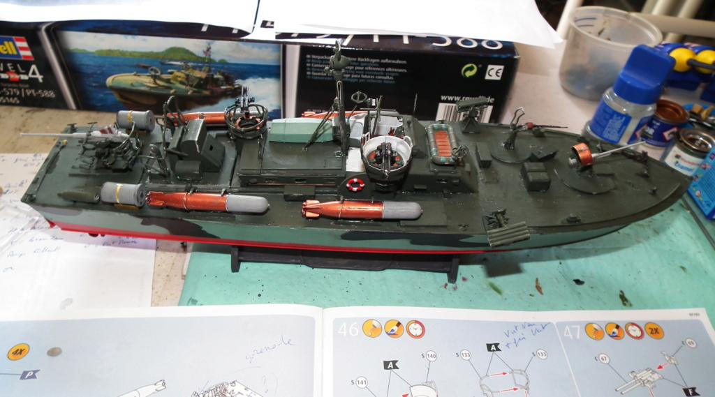 (revell) patrol torpedo boat PT 579/588--terminé Dscf3630