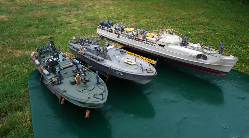 (revell) patrol torpedo boat PT 579/588--terminé Dscf3633