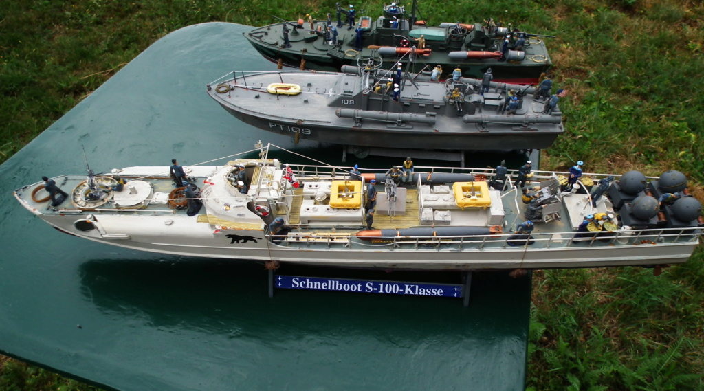 (revell) patrol torpedo boat PT 579/588--terminé Dscf3635