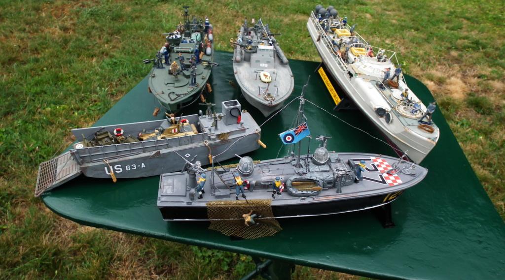 (revell) patrol torpedo boat PT 579/588--terminé Dscf3637