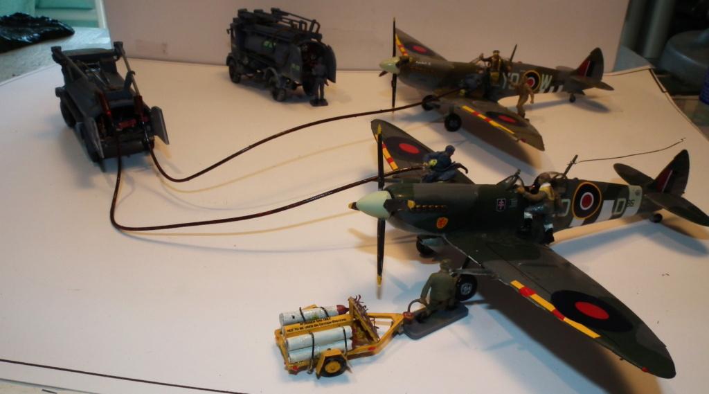 [IBG] Bedford ravitailleur citerne RAF  Dscf4425
