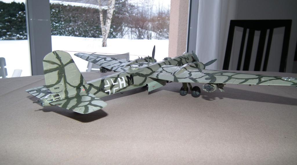 [Revell] Heinkel He 177 A-5 + Fritz X Heinke11
