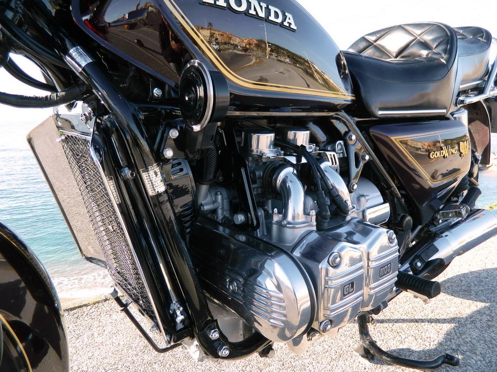 1100 GL 1980 restauration intégrale 410