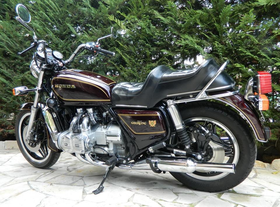 1100 GL 1980 restauration intégrale 610