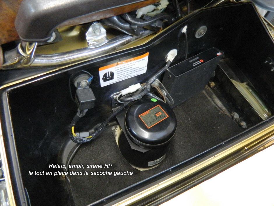 Les modifs sur mon 1500 SE, Leds,remplacement HP page 9, fabrication protections sacoches............... - Page 6 Dscn2113