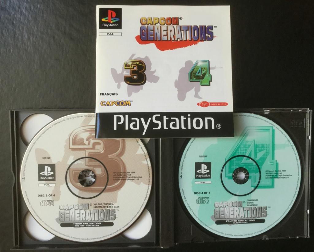 [VDS] Capcom generations PS1 2020-036