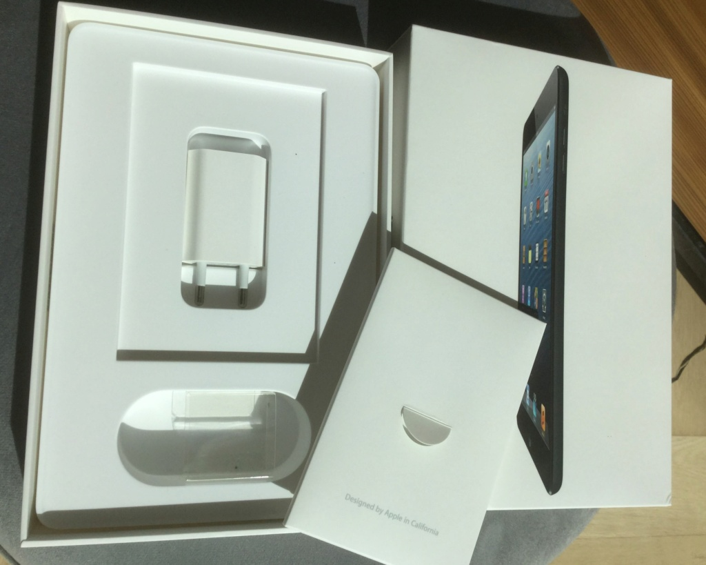 [VENDU] iPad mini 1e gén. A1432 32 Go Wifi 2020-041