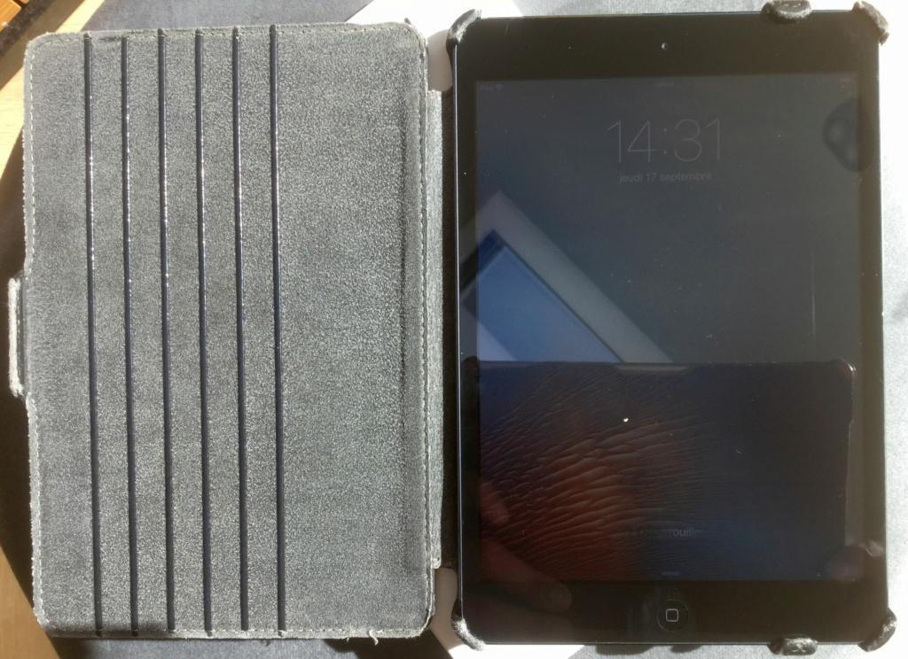 [VENDU] iPad mini 1e gén. A1432 32 Go Wifi 2020-044