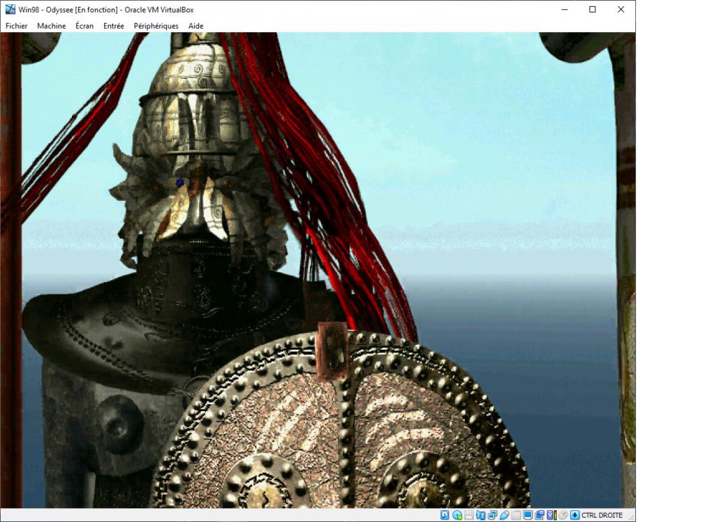 [AIDE] Version virtuelle de Windows 95  Vm310