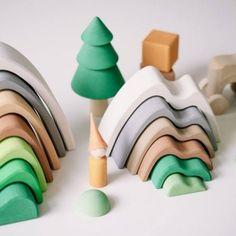 Christmas Village@cards {Chalet des jouets en bois} 35647010
