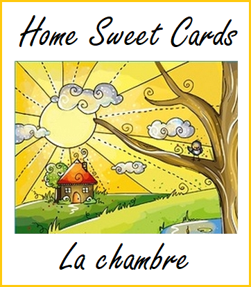 Home Sweet Cards {La Chambre} 58376310